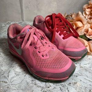 Nike Air Max Girl's Pink Sneakers